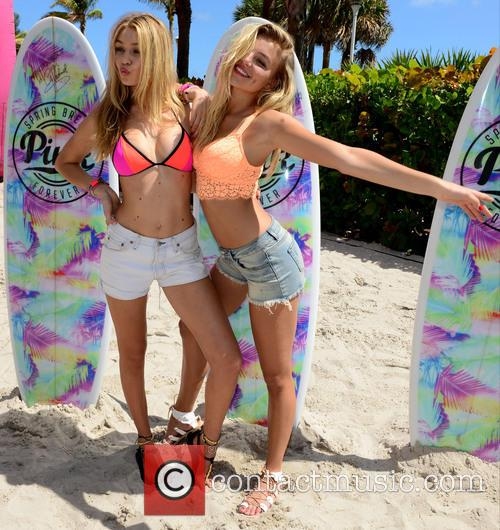 Gigi Hadid and Rachel Hilbert 9
