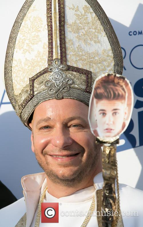 Justin Bieber and Jeff Ross 4