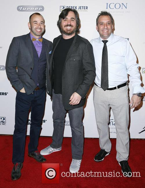 James Murray, Brian Quinn and Salvatore Vuecano 2