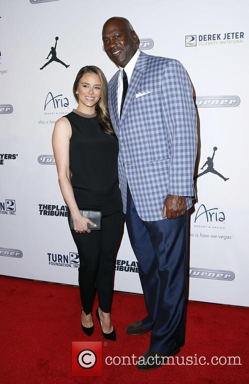 Yvette Prieto and Michael Jordan 5