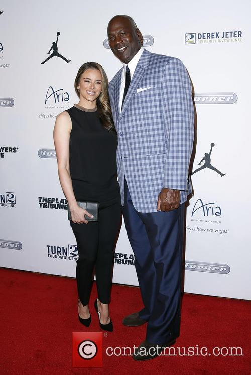 Yvette Prieto and Michael Jordan 7