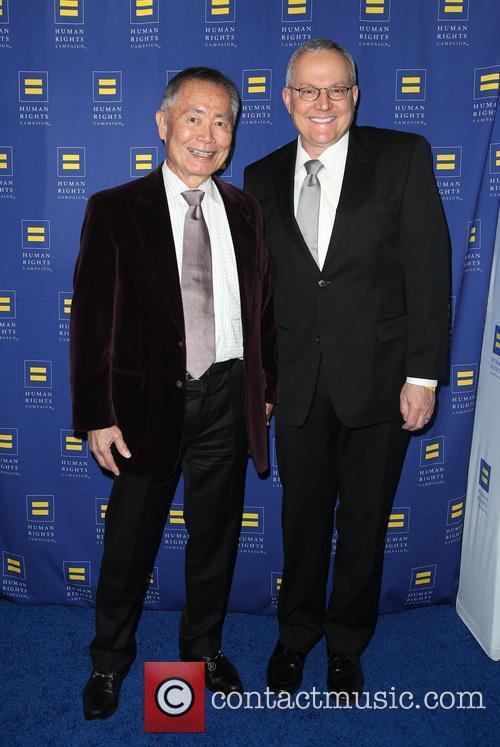 George Takei and Brad Takei 3