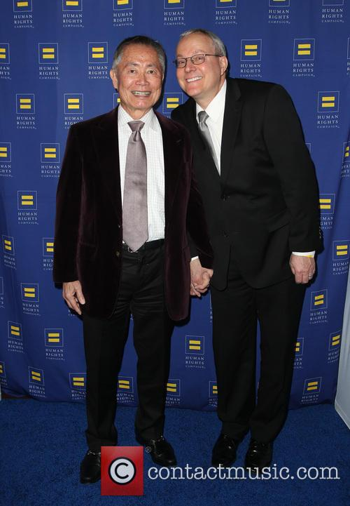 George Takei and Brad Takei 6