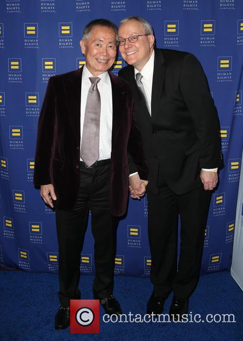 George Takei and Brad Takei 7