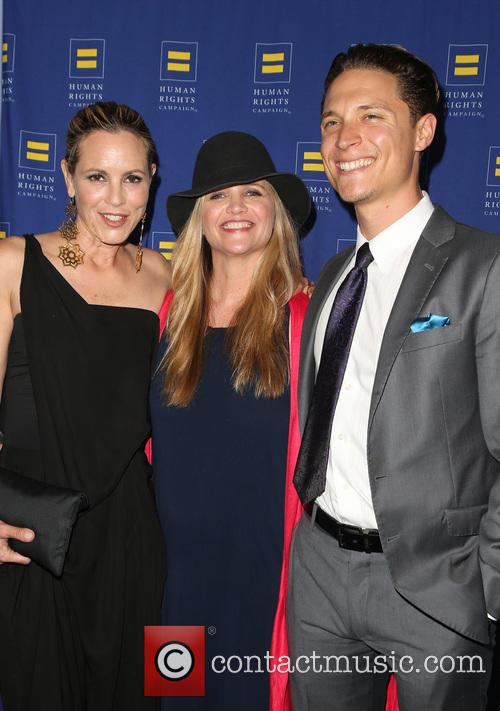 Maria Bello, Clare Munn and Guest 9
