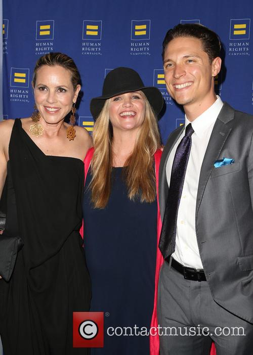 Maria Bello, Clare Munn and Guest 10
