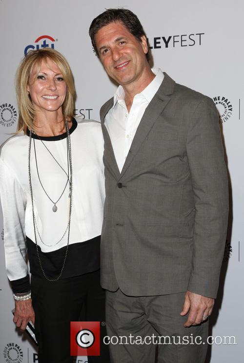 Krista Levitan and Steve Levitan 1