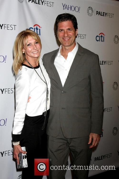 Steve Levitan and Krista Levitan 2