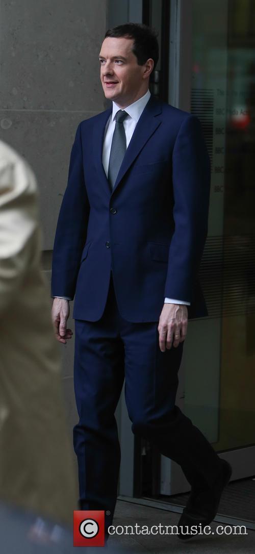 George Osbourne Mp 1