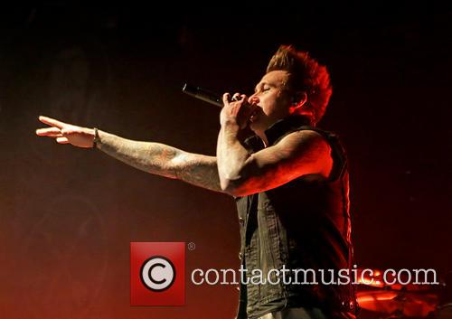 Papa Roach and Jacoby Shaddix 7