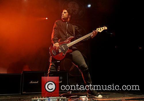 Papa Roach and Tobin Esperance 6