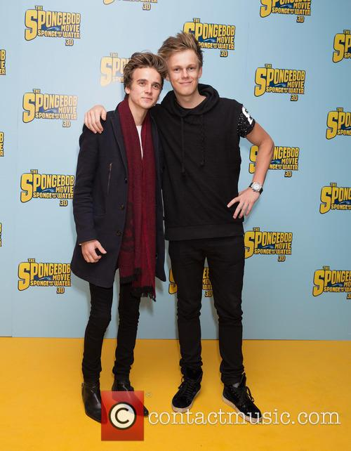 Joe Sugg and Caspar Lee 2