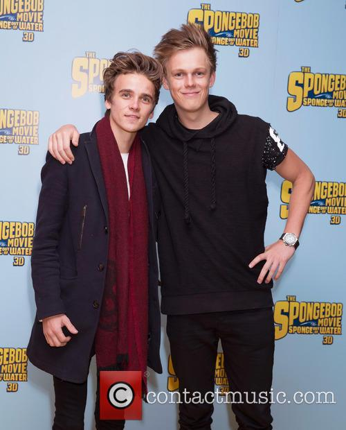 Joe Sugg and Caspar Lee 1