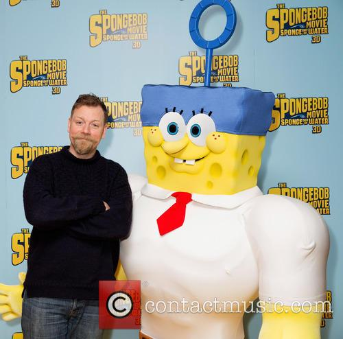 Rufus Hound and Spongebob 2