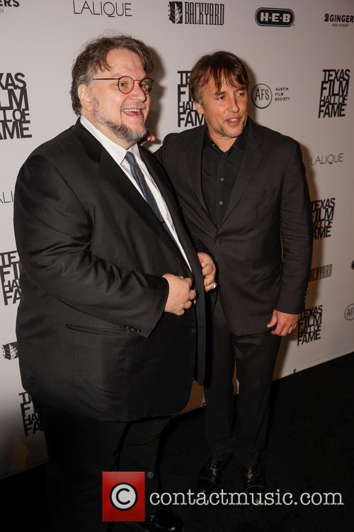Guillermo Del Toro and Richard Linklater 2