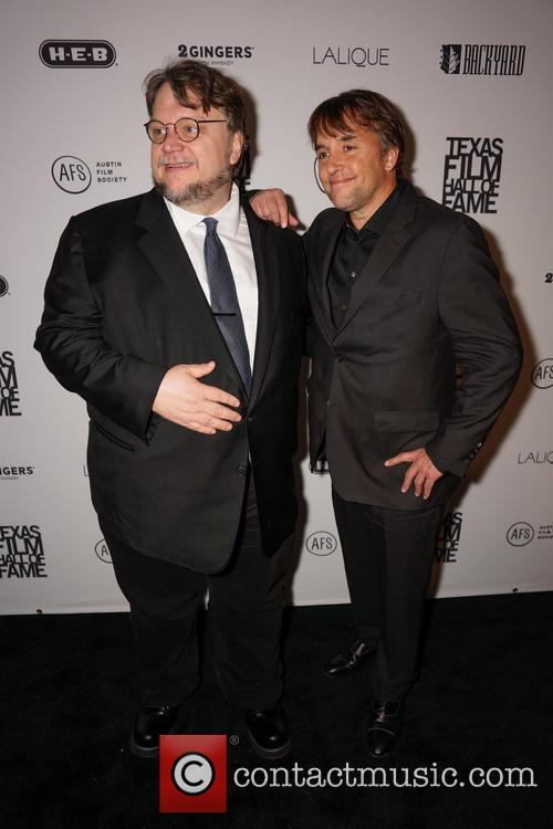 Guillermo Del Toro and Richard Linklater 3