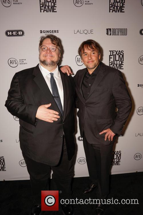 Guillermo Del Toro and Richard Linklater 1
