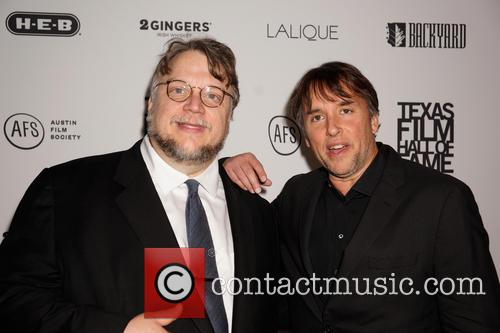 Guillermo Del Toro and Richard Linklater 6