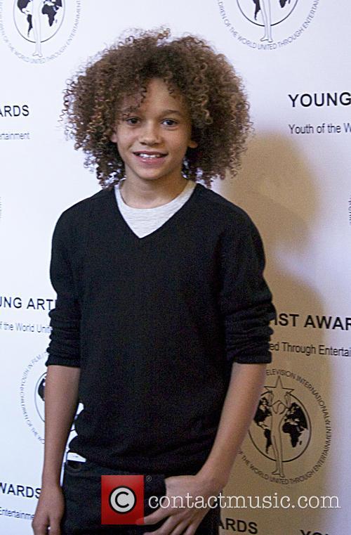 Armani Jackson 11