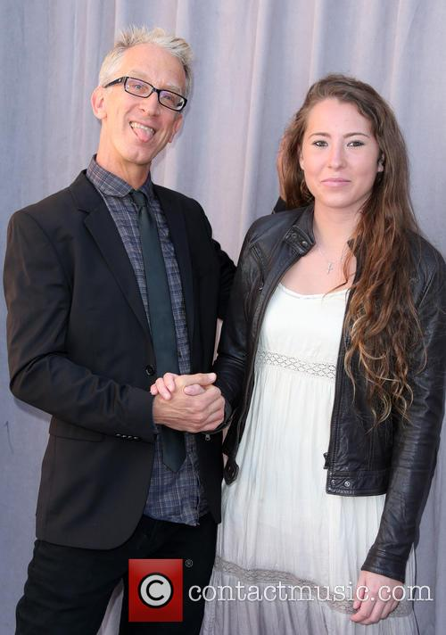 Andy Dick and Lena Sved 4