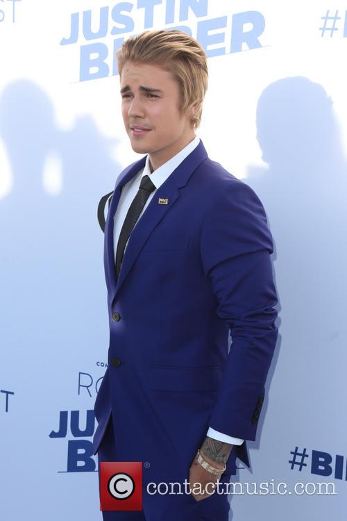 Justin Bieber at Comedy Central Roast