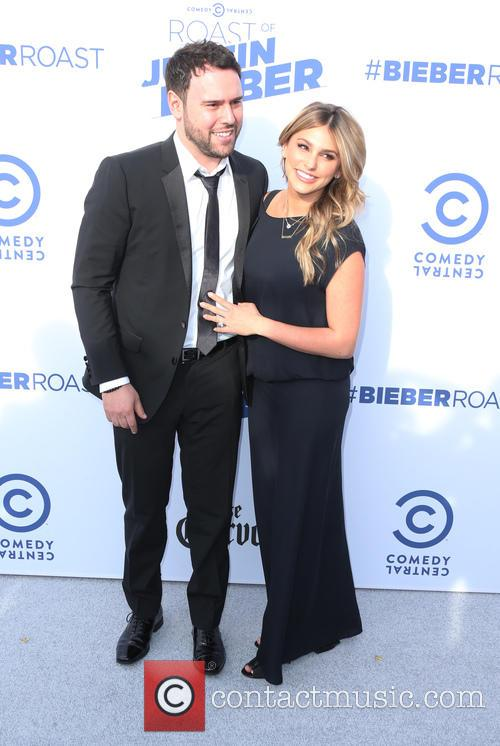 Scooter Braun and Yael Cohen 3