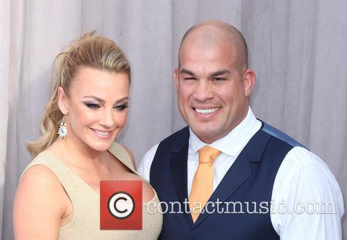 Tito Ortiz and Amber Nichole Miller 2