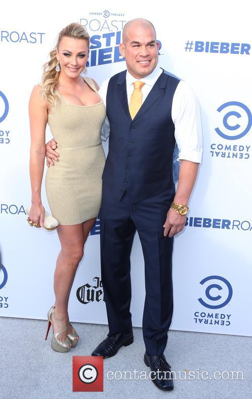 Tito Ortiz and Amber Nichole Miller 4