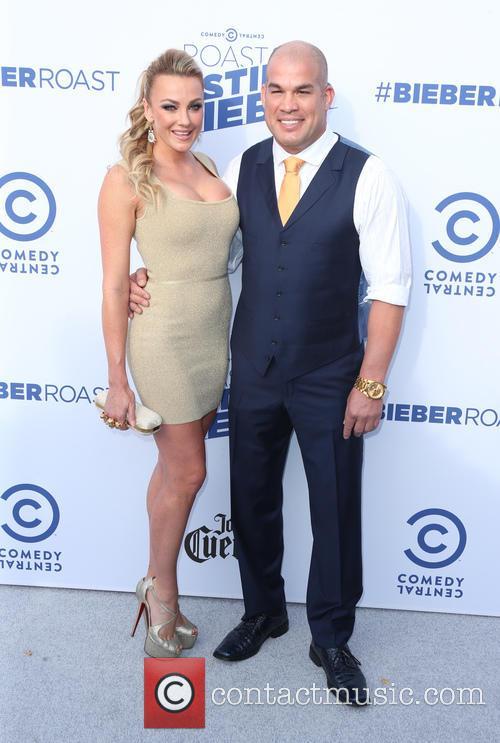 Tito Ortiz and Amber Nichole Miller 5