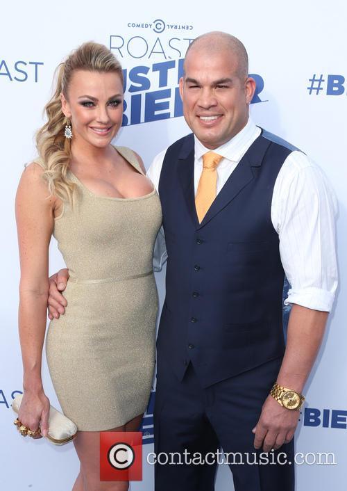 Tito Ortiz and Amber Nichole Miller 1