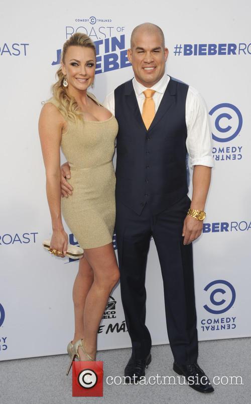 Amber Nichole Miller and Tito Ortiz 2