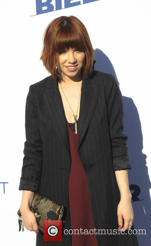 Carly Rae Jepsen at Comedy Central's Justin Bieber Roast
