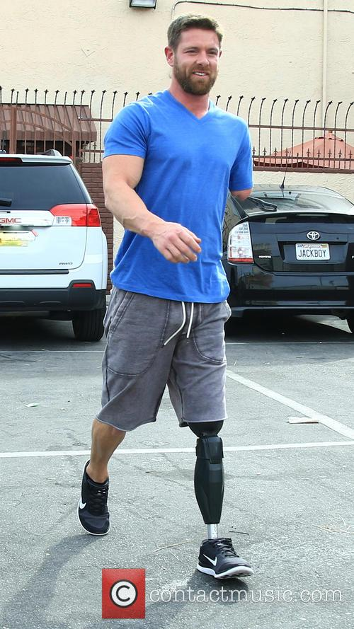 Dancing With The Stars and Noah Galloway 11