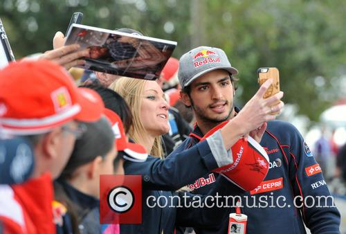 Formula One and Carlos Sainz Jnr 3