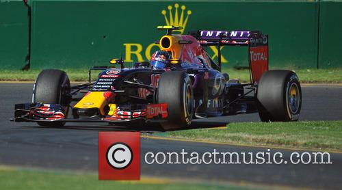 Formula One and Daniel Kvyat 4