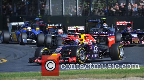Formula One and Daniel Ricciardo 6