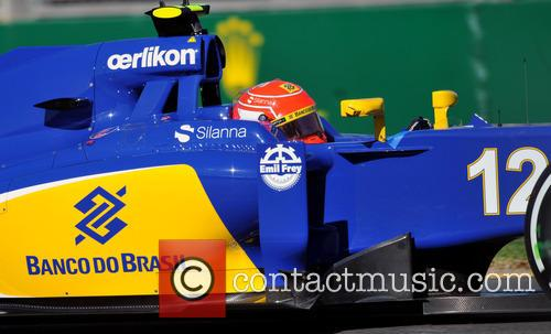 Formula One and Felipe Nasr 10