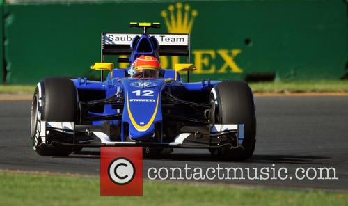 Formula One and Felipe Nasr 11