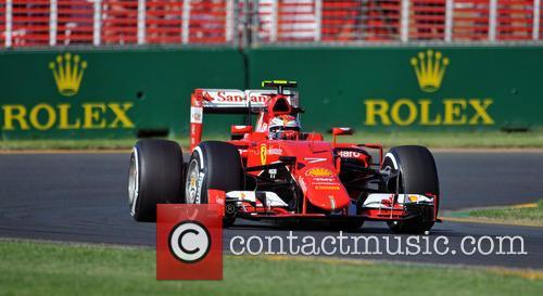 Kimi Raikkonen 1