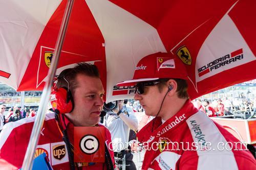 Kimi Räikkönen and (raikkonen) 3