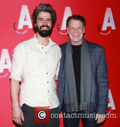 Hamish Linklater and John Noble 10