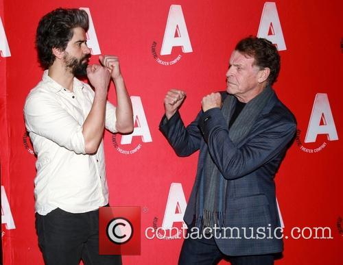 Hamish Linklater and John Noble 11