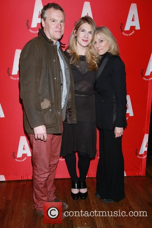 Tate Donovan, Lily Rabe and Judith Light 4