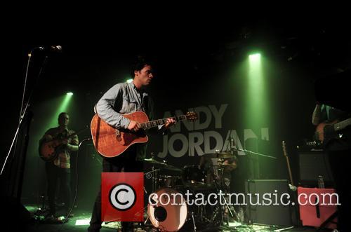 Andy Jordan 8