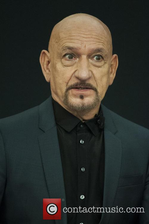 Sir Ben Kingsley 8
