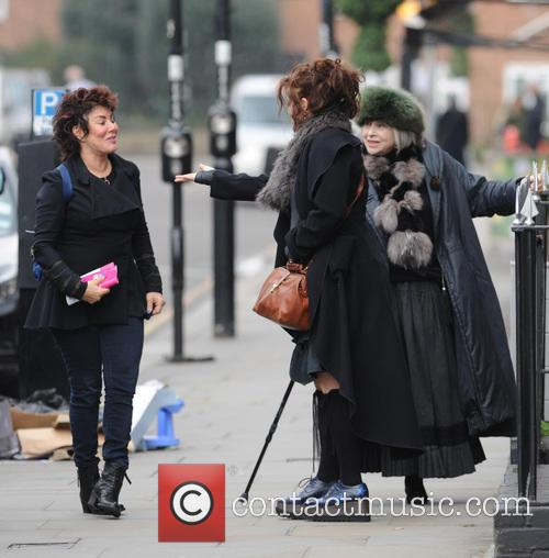 Helena Bonham Carter and Ruby Wax 3