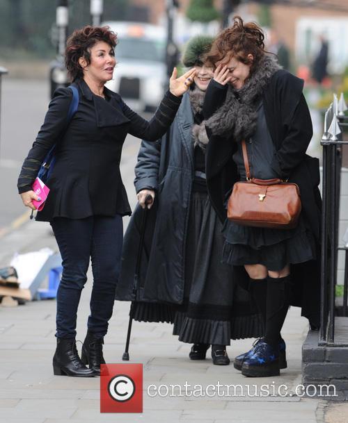 Helena Bonham Carter and Ruby Wax 6