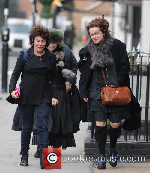 Helena Bonham Carter and Ruby Wax 7
