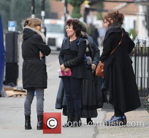 Helena Bonham Carter and Ruby Wax 8