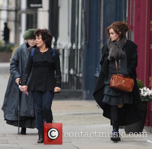 Helena Bonham Carter and Ruby Wax 10